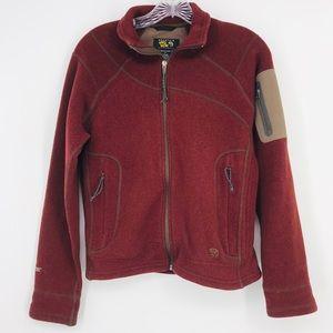 MOUNTAIN HARDWEAR Polartec Zip-up Jacket